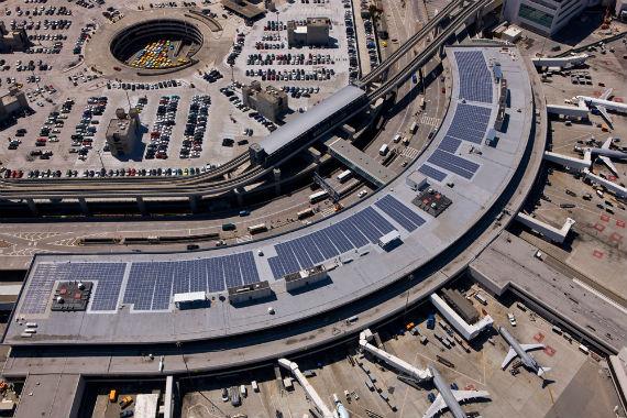 San Francisco Airport International Airport (SFO)